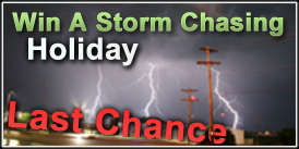 Win A Storm Chasing Holiday To The USA